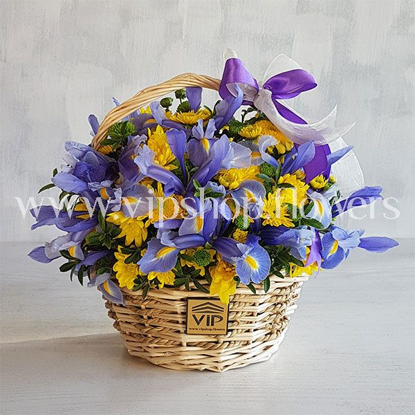 Flower Basket No.69